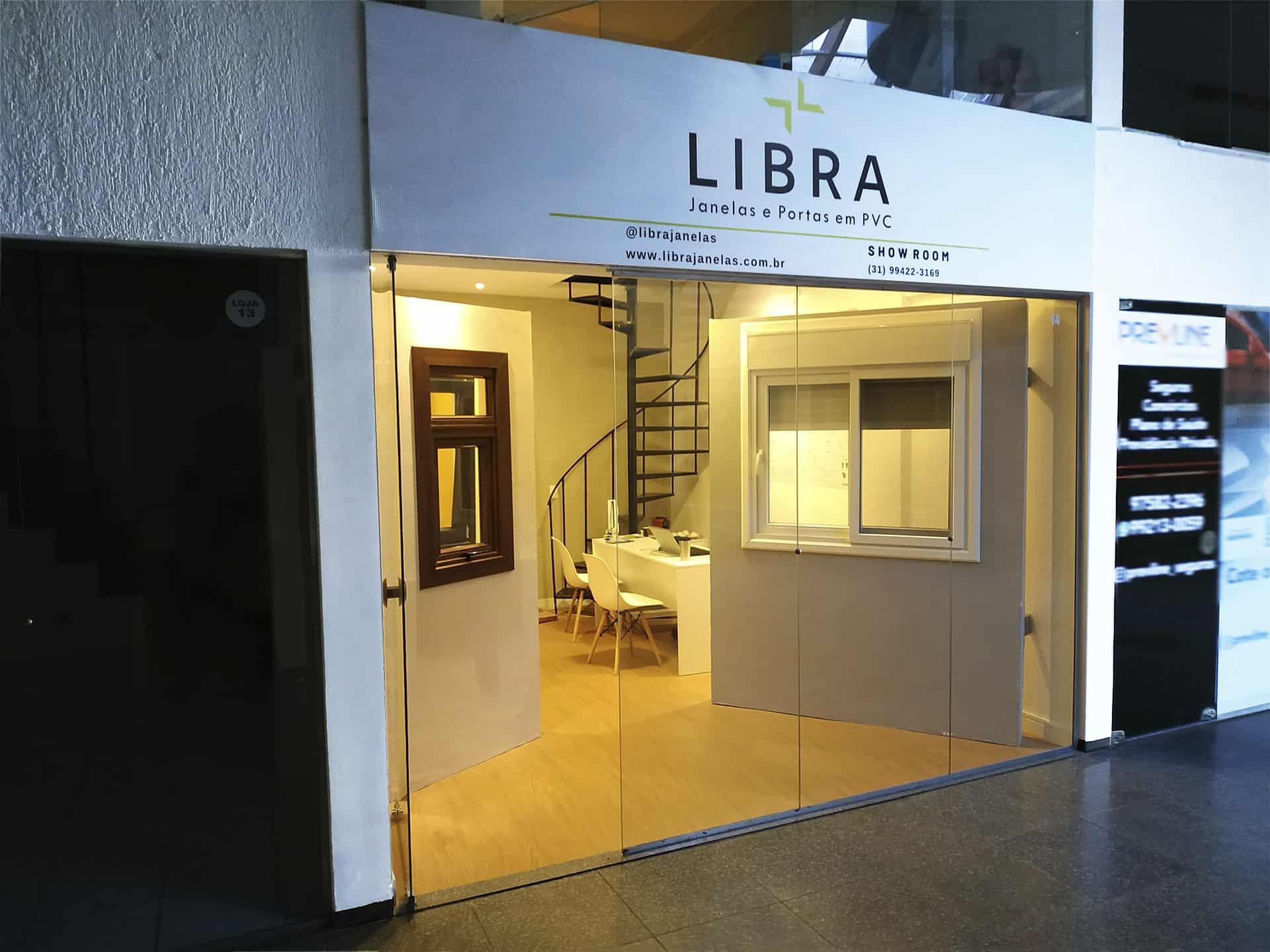 Foto Showroom Libra